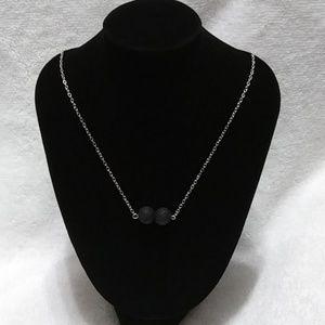 Jewelry - Lava stone essential oil diffuser